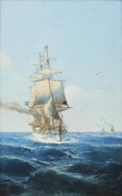 Saga Ii by Christian Fredrik SWENSSON