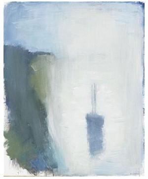 Skuta I Motljus by Gustav RUDBERG