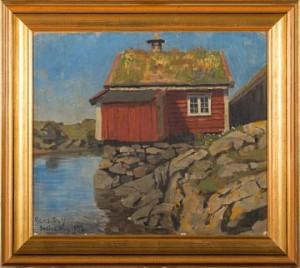 Husö by Hans DAHL