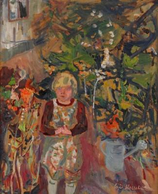 Lill-greta by Eric HALLSTRÖM