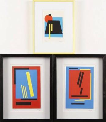 Kompositioner (3) by Bengt ORUP