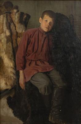 Pojke by Nikolai Petrovich BOGDANOV-BELSKY