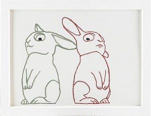 Rabbit Tales - A Study In Postcoital Depression by Marianne LINDBERG DE GEER