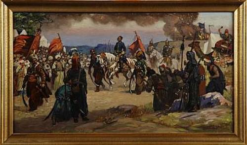 Karl Xii I Turkiet by Allan EGNELL