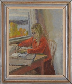 Hemarbete by Olof LARSÉN