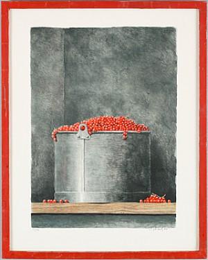 Hink Med Röda Vinbär. by Philip Von SCHANTZ