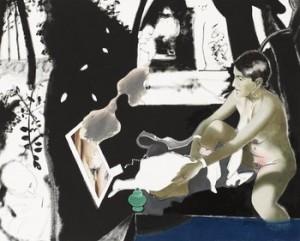 La Ruche, étude by Michael FARRELL