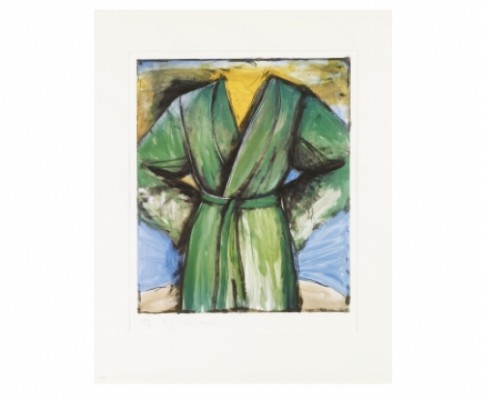 "Mighty Robe I"" From The Astra Set by Jim DINE"