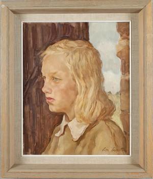 Porträtt by Lotte LASERSTEIN
