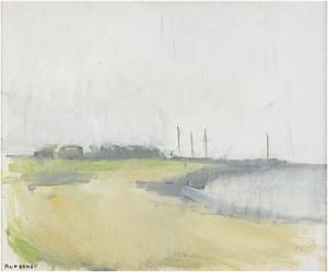 Stranden by Gustav RUDBERG