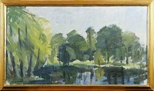 Kronovall by Gustav RUDBERG