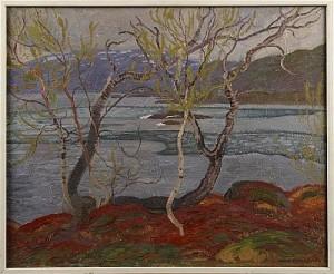 Drivis, Sädvajaure by Ivan BERGDAHL