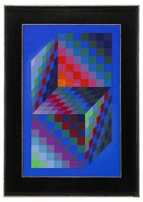 Axo by Victor VASARELY