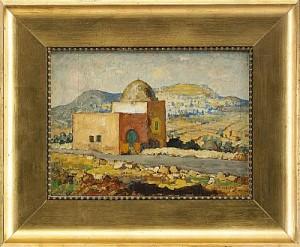 Palestine by Konstantin Ivanovich GORBATOV