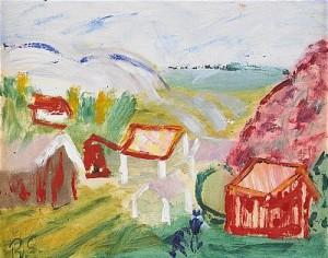 Slussen - Orust by Ragnar SANDBERG