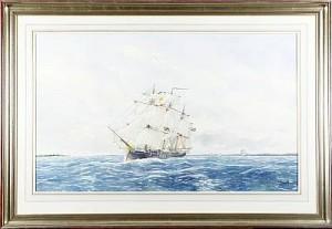 Fartygsporträtt by Ulf ÅLUND