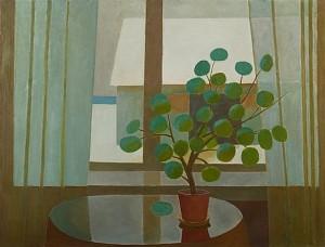 Winter Window by Veikko VIONOJA