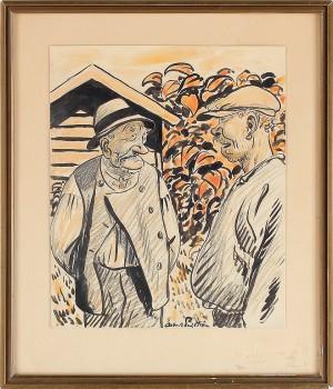 Män Samtalar by Albert ENGSTRÖM