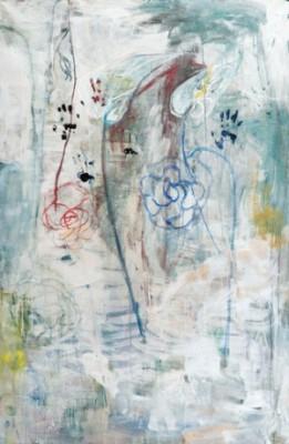 Lilies by Leena LUOSTARINEN
