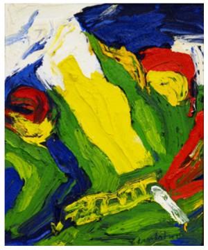 Komposition by Bengt LINDSTRÖM