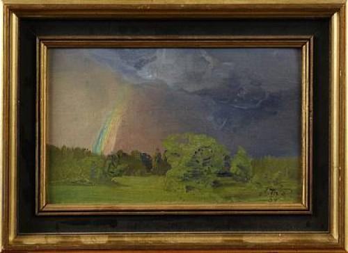 Regnbågen by Alfred THÖRNE
