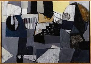 Komposition Ii by Isabella WRANGEL