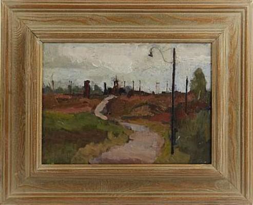 Den Gamla Vägen by Tom FAHLROTH