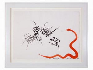 The Attack by Alexander CALDER