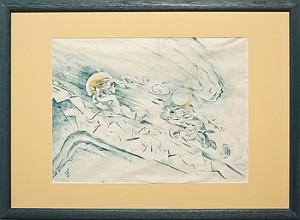 Figurscen by Ossian ELGSTRÖM