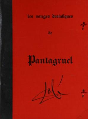(25) Les Songes Drolatiques De Pantagruel by Salvador DALI