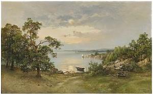 Landskap by Josefina HOLMLUND