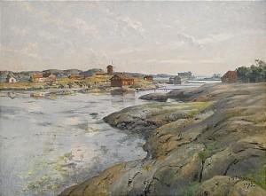 Hedvigsholmen by Johan ERICSON