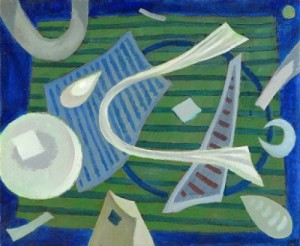 Komposition by Henri GOETZ