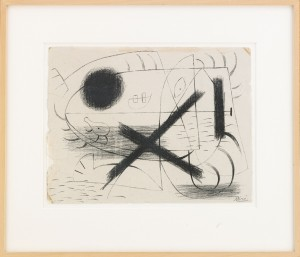 Lithograph I by Joan MIRO