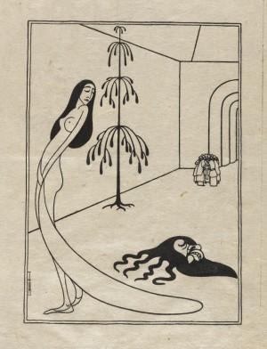 Judith Mit Dem Haupt Des Holofernes by Thomas Theodor HEINE
