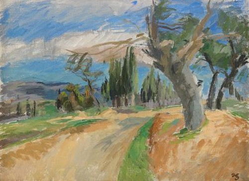 Motiv Från Athen by Hugo ZUHR
