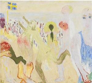 På Stranden by Ragnar SANDBERG