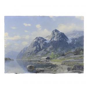 Hardanger by Halvor HALVORSEN