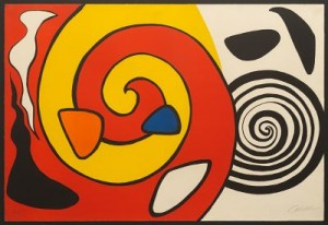 Escargot by Alexander CALDER