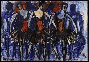 Ballerinor by Monica LORENTZON