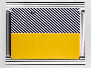 Liberté by Roy LICHTENSTEIN