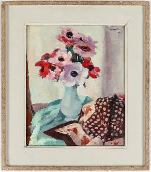 Blomsterstilleben by Charles KVAPIL