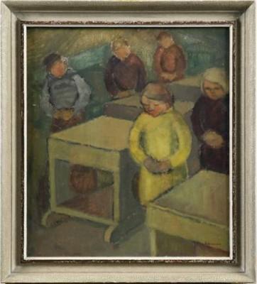 Morgonbön by Berta HANSSON