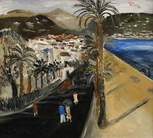 Promenade Des Anglais I Nice by Sven 'X:et' ERIXSON