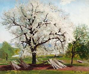 Det Blommande Fruktträdet by Carl Fredrik HILL