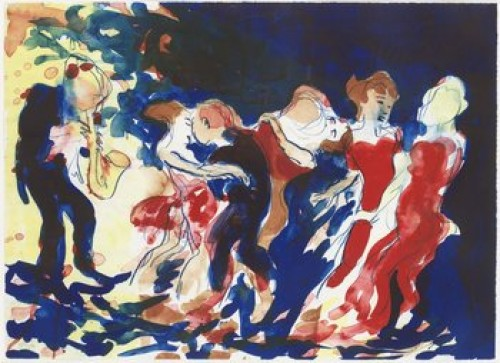 Aftondans by Peter DAHL