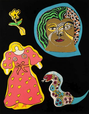 Untitled by Niki De SAINT-PHALLE