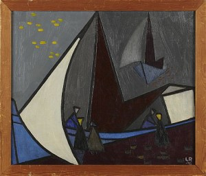 Segelbåt by Lars ROLF