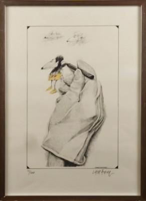 Hommage A Walt Disney by Lasse ÅBERG
