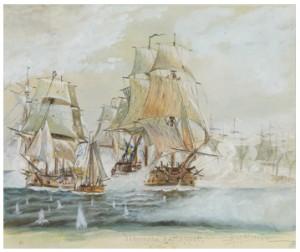 Viborgska Gatloppet by Herman Af SILLÉN